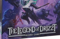 A video using the 'Legend of Drizzt' board game